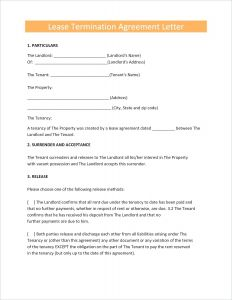 Nonrenewal Of Lease Letter Template - Lease Renewal form Gallery Non Renewal Lease Letter Unique