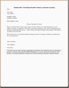 Nonrenewal Of Lease Letter Template - Renewal Lease Agreement Letter Luxury 66 Admirable Figure