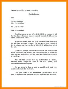 Notice Of Lien Letter Template - Notice Lien Letter Template Collection
