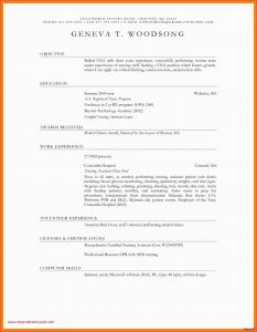 Offer Letter Template Hourly - 48 Sample Resume Cover Letter with Salary History