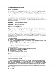 Old Letter Template - Operations Manager Cover Letter Template Samples