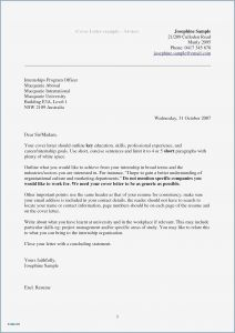 Online Cover Letter Template - Fresh Job Fer Letter Template Us Copy Od Consultant Cover Letter