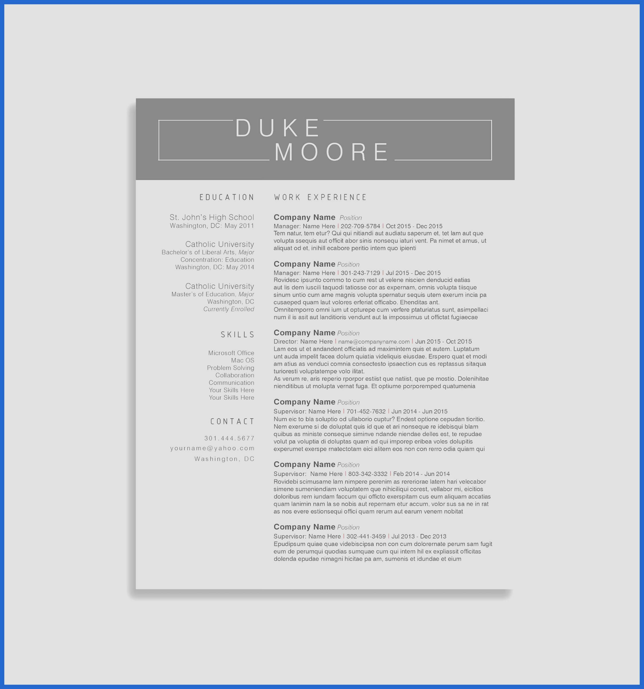 open office business letter templates