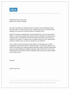 Open Office Letter Template - Cover Letter Template forbes