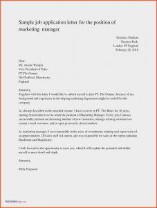 Open Office Letter Template - Open Fice Cover Letter Template 44 Luxury Resume Templates for