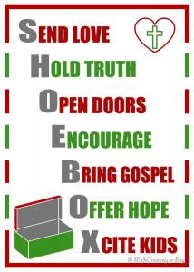 Operation Christmas Child Letter Template - Inspirational Operation Christmas Child Craft Ideas Adcheminc