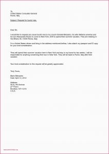 Parent Letter Template - Sample An Invitation Letter for Parents 25 Elegant B2 Visa