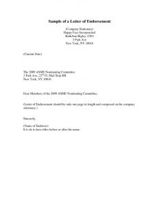Parole Support Letter Template - Sample Parole Support Letter From Family Free Character Reference