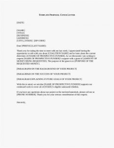 Partnership Letter Template - Cover Letter for Consulting 2018 Sample Resume formats – Cover