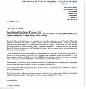 Patient Discharge Letter Template - Sample Letter to Patients From Doctor Leaving Practice