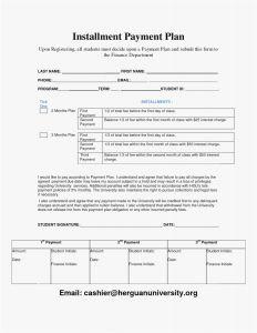Payment Agreement Letter Template - Installment Payment Agreement Letter Template Samples