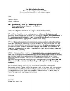 Payment Shock Letter Template - Mortgage Payment Shock Letter Template New Loss Mitigation Hardship