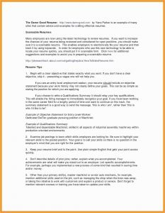 Perfect Cover Letter Template - Simple Resume Cover Letter Inspirationa Cover Letter Sample for
