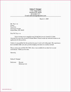 Permission to Hunt Letter Template - Basic Cover Letter format Job Hunting Cover Letter Sample New Simple