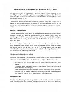 Personal Injury Demand Letter Template - Personal Injury Demand Letter Unique Insurance Demand Letter