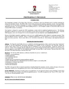 Pharmacy School Letter Of Recommendation Template - Business Letter Re Mendation Template top Best Pharmacy School