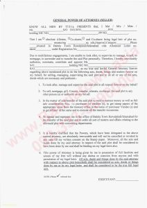 Power Of attorney Letter Template - Power attorney Letter Template Examples