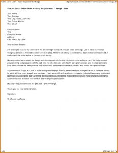 Price Increase Letter Template - Salary Letter format Zoroeostories