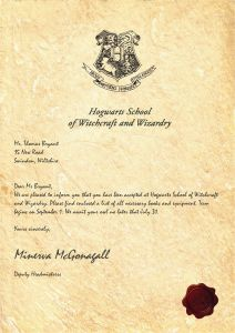 Printable Hogwarts Acceptance Letter Template - Printable Hogwarts Acceptance Letter Template Apextechnews