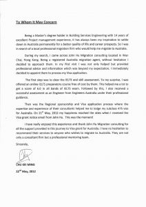 Professional Cover Letter Template - 34 Mentor Letter Ideas
