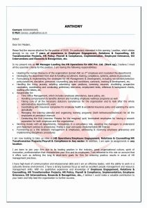 Promise to Pay Letter Template - Change Management Letter Template Sample