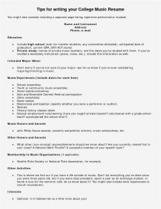 Promotion Letter Template - 21 New Resume for Promotion Template Free Download