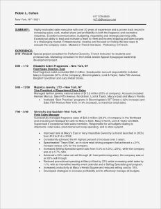 Promotional Letter Template - Resume for Internal Promotion Template Sample Pdf Beautiful American