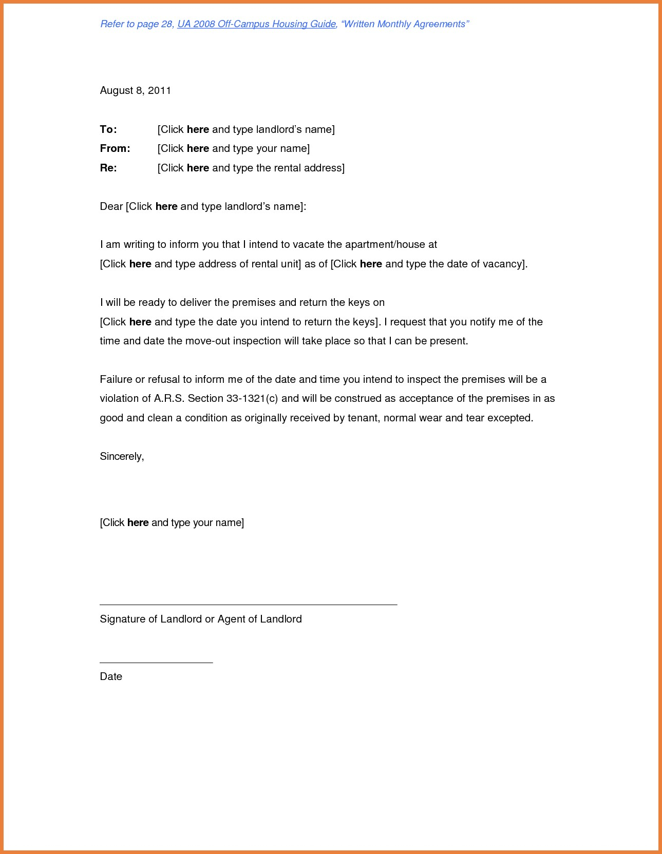 property inspection letter to tenant template Collection-Property Inspection Letter To Tenant Template Collection 5-b
