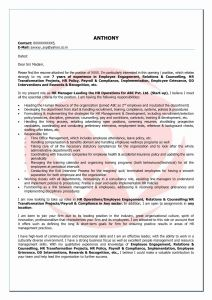 Reinstatement Letter Template - Letter Introduction Template for Employment Collection