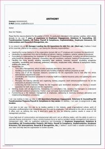 Reliance Letter Template - Property Manager Cover Letter Resume Examples Property Management