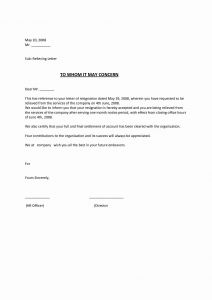 Relieving Letter Template - 18 Beautiful Sample Consulting Agreement Land Of Template