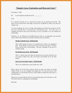 Rent Letter Template - 42 Luxury Renewal Lease Agreement Letter