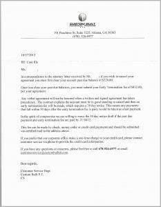 Rental Letter Template - Rental Agreement Letter Beautiful Sample Demand Letter for Unpaid