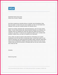 Rental Reference Letter Template - Re Mendation Letter format School Refrence Medical School Re