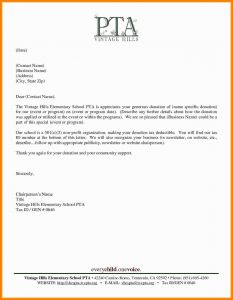 Request for Donations Letter Template - Tax Donation Letter Template Awesome Image Result for Sample Sponsor