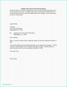 Reservation Of Rights Letter Template - 23 New form Letter Template Examples