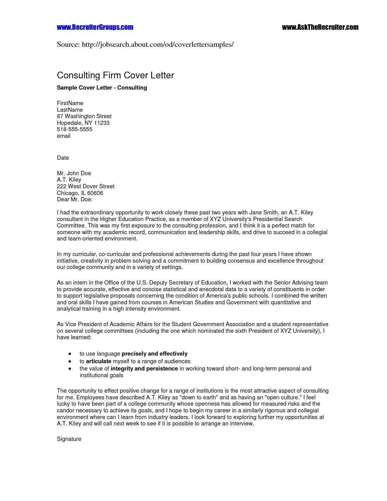 Residency Recommendation Letter Template - Template for Re Mendation Letter Free Creative Re Mendation Letter