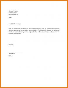 Resignation Letter Template Uk - Resignation Letter Sample Uk Pdf Archives Middleeastcouncil org