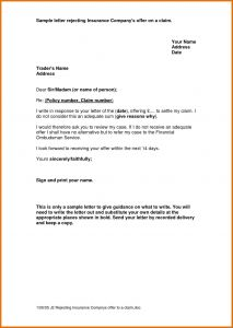 Response to Demand Letter Template - Insurance Demand Letter Template Download