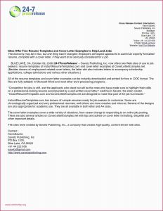 Resume Cover Letter Free Template - Business Letter formats Resume Logo Lovely Free Resume Examples