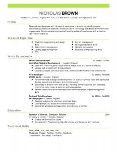 Resume Cover Letter Word Template - 46 Design Resume Word Templates