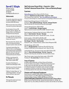 Resume Cover Letter Word Template - 24 Resume and Cover Letter Writing Examples