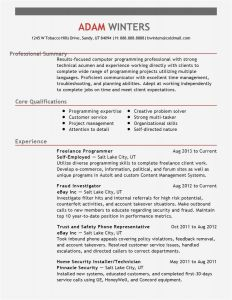 Resume Letter Template - 28 How to Write A Proper Resume and Cover Letter Sample