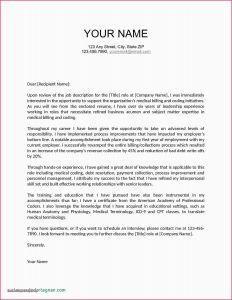 Resume Letter Template - College Application Letter Examples Resume for Jobs Best Fresh Job