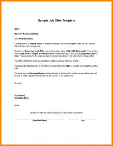 Return Of Company Property Letter Template - Fake Job Fer Letter Template Examples