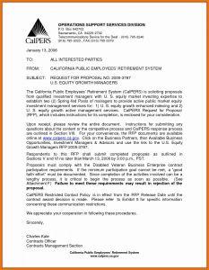 Rfp Award Letter Template - Rfp Response Cover Letter New format for Business Response Letter
