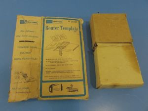 Router Letter Template Set - Router Letter Templates Sears Best Vintage Sears Craftsman Router