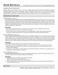 Sales Letter Template Promoting A Service - Restaurant Resume Sample Modest Examples 0d Good Looking It Manager