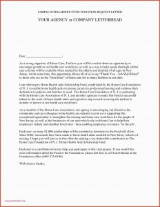 Sample Donation Request Letter Template - Sample Donation Request Letter for Fire Victims Best Donation Letter