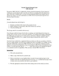 Sample Letter Of Disagreement Template - Demand Letter to Landlord Template Collection